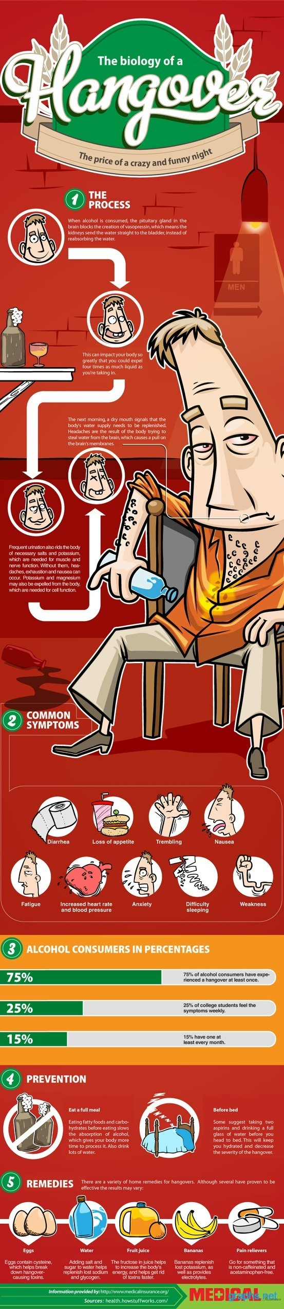 Information about Hangover