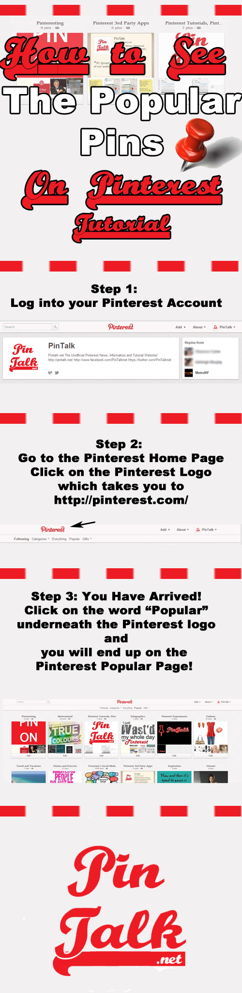 How to View Popular Pins On Pinterest