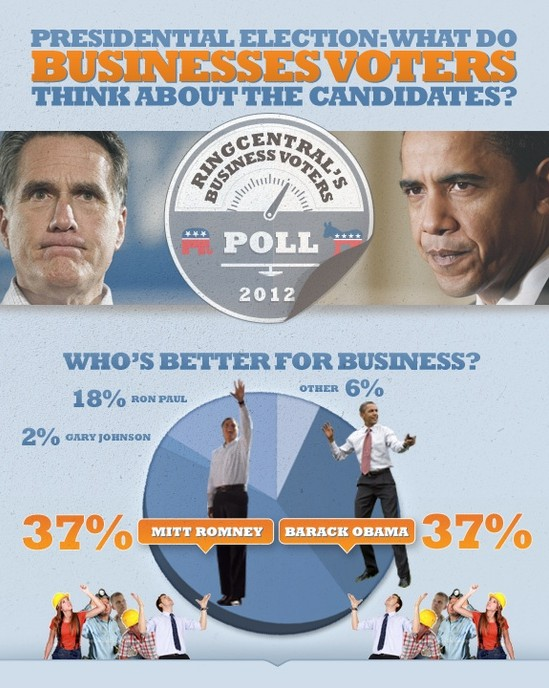 Business Voters Poll 2012