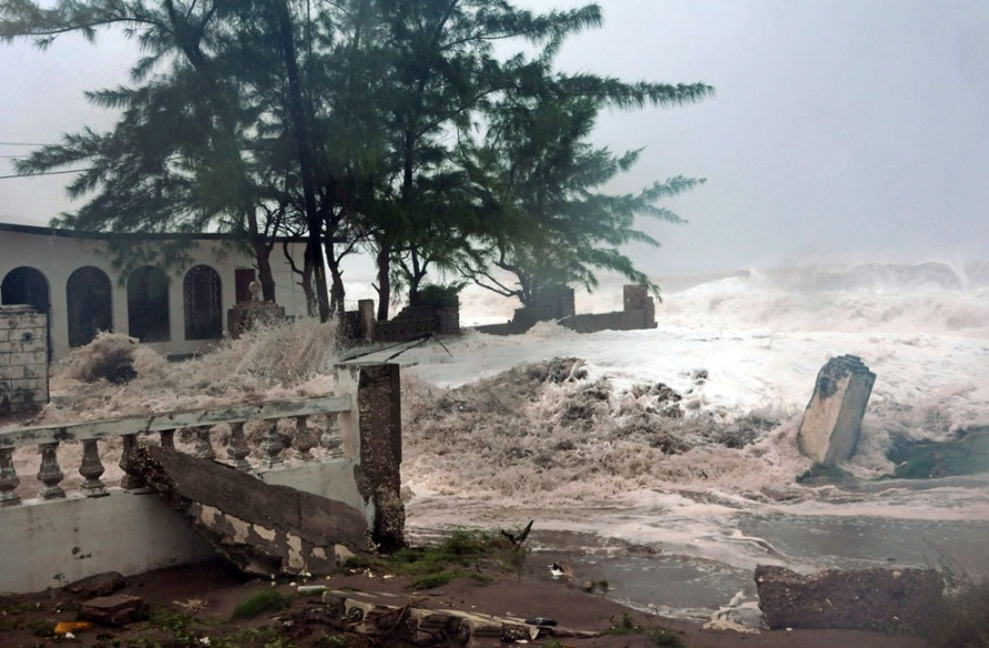 Super Storm Hurricane Sandy jamaica