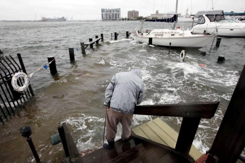Super Storm Hurricane Sandy norfolk virginia