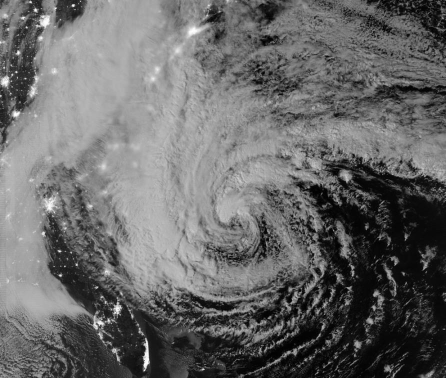 Super Storm Hurricane Sandy