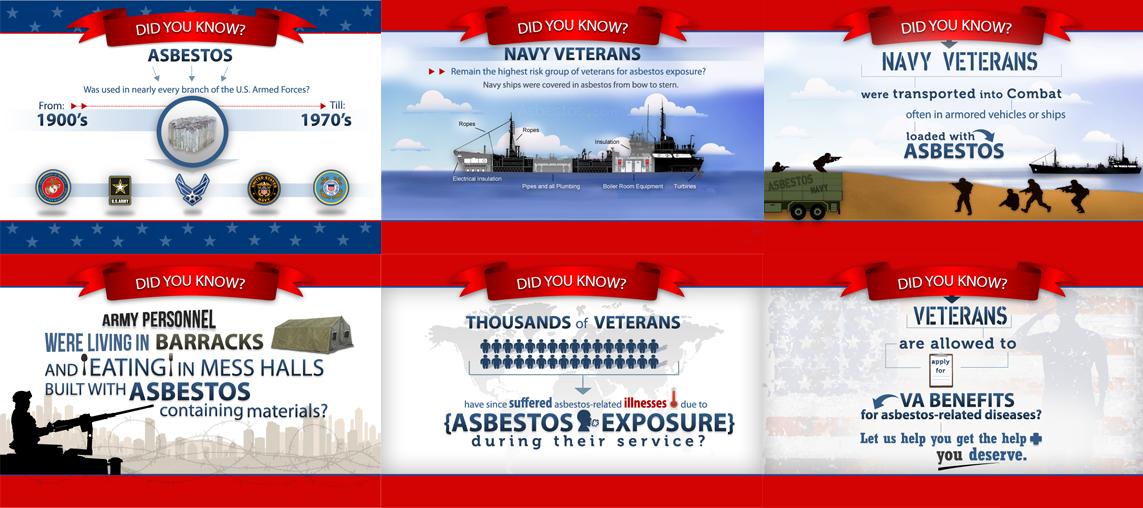 Veterans Exposure to Asbestos