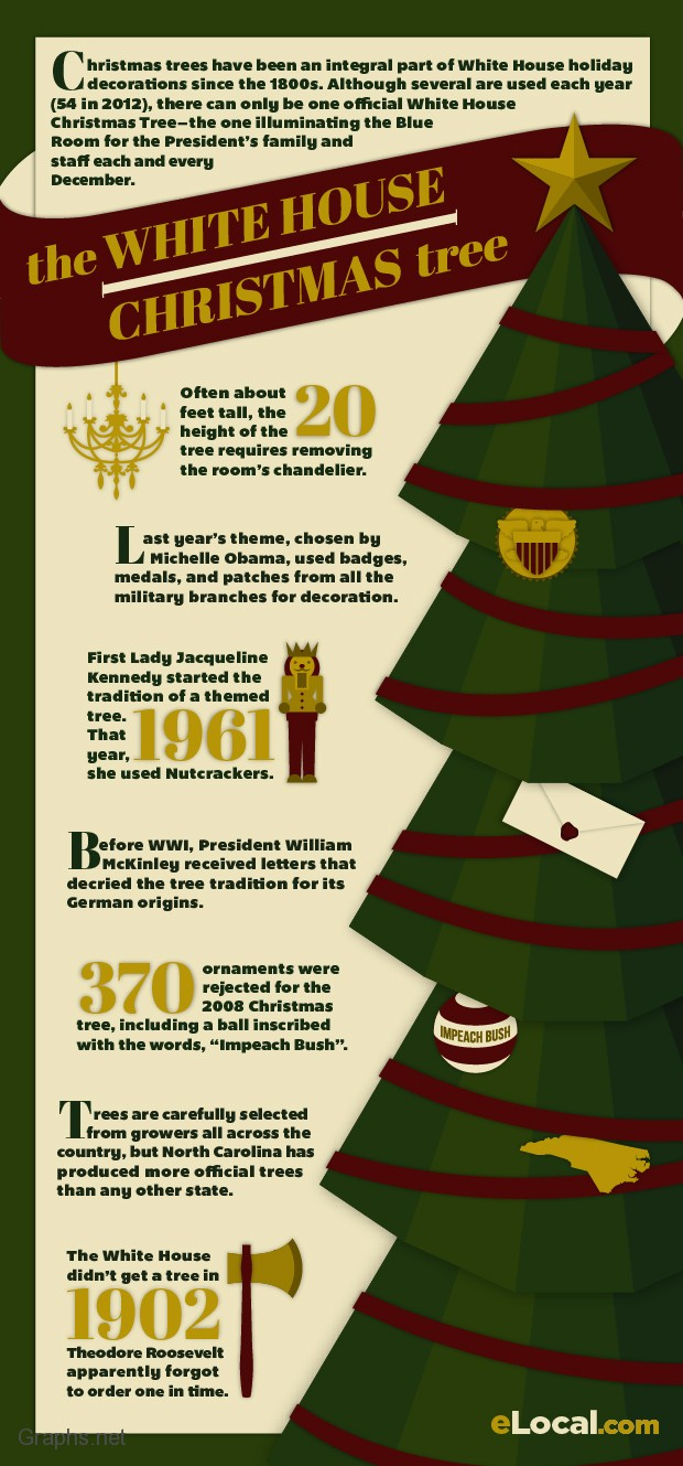 Interesting facts about white house christmas tree for Fun facts white house