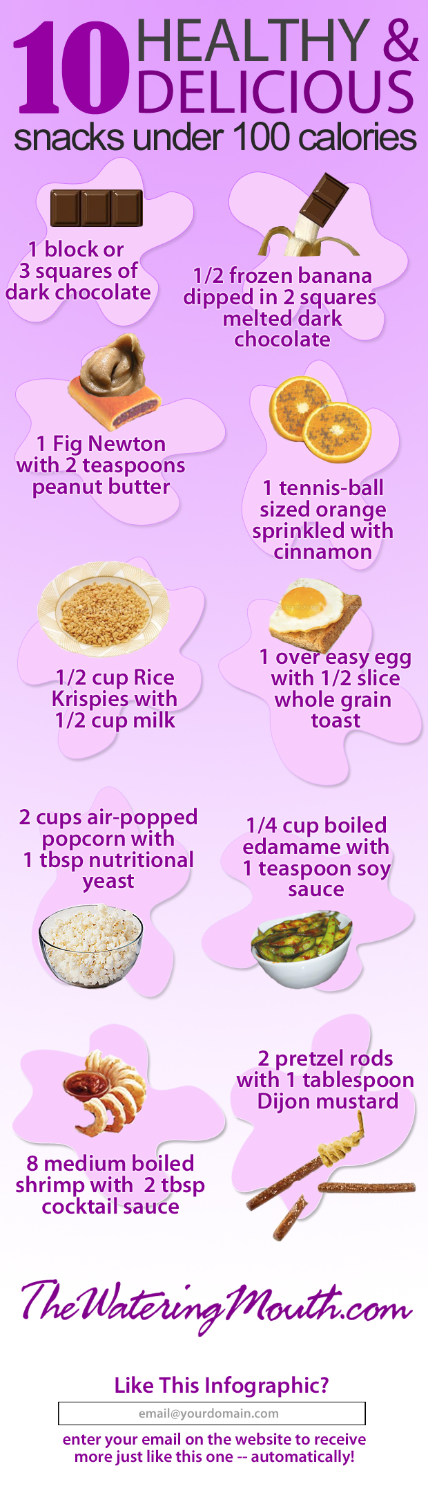 Healthy and Tasty Foods that Have Less Calories