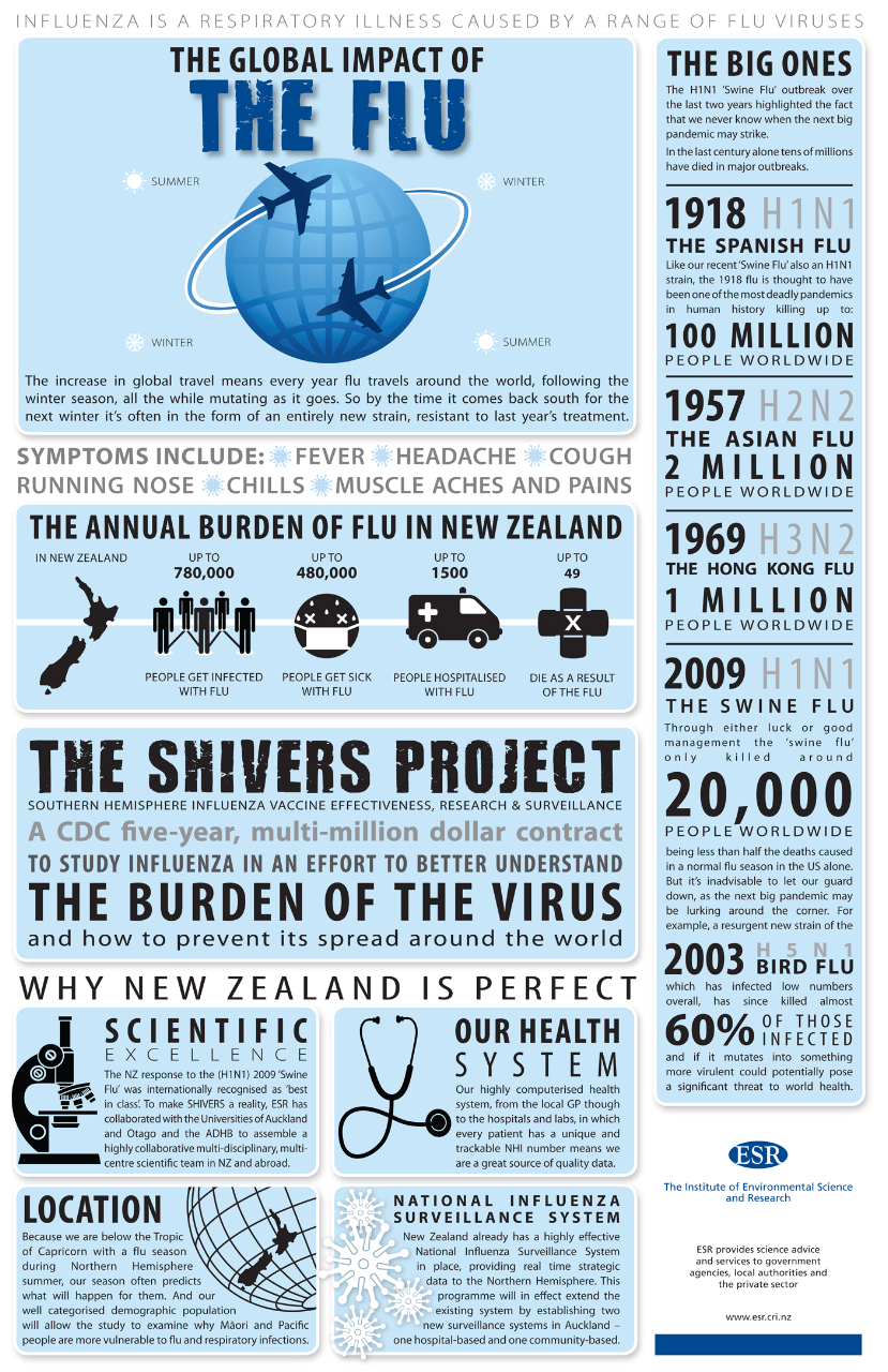 How Flu Affects the World
