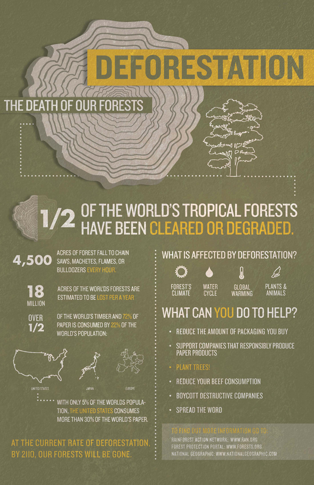 How to Reduce Deforestation