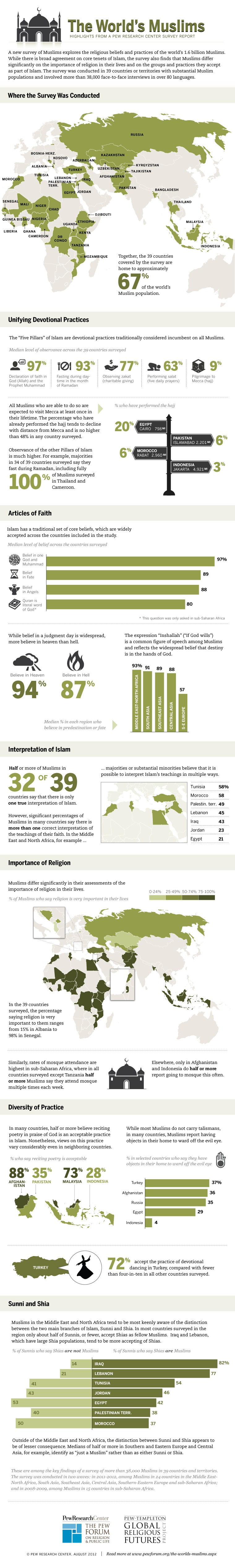 Muslims and Diversity