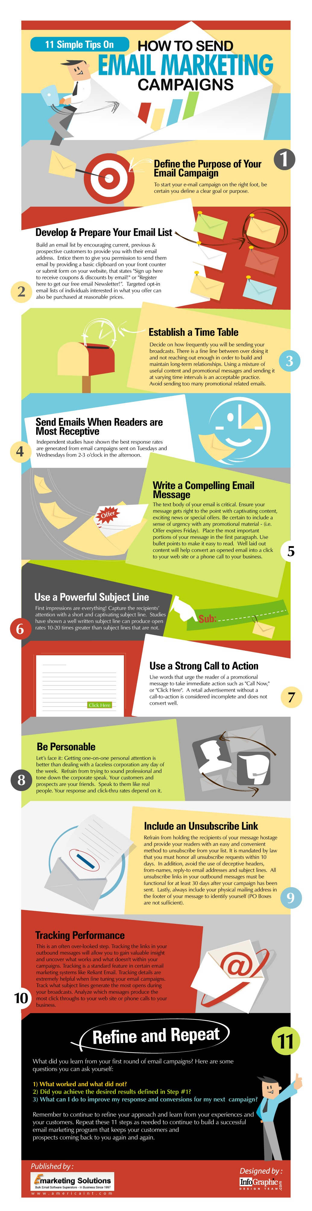 Tips on Email Marketing Campaign