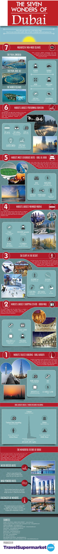 7 Greatest Dubai Attractions
