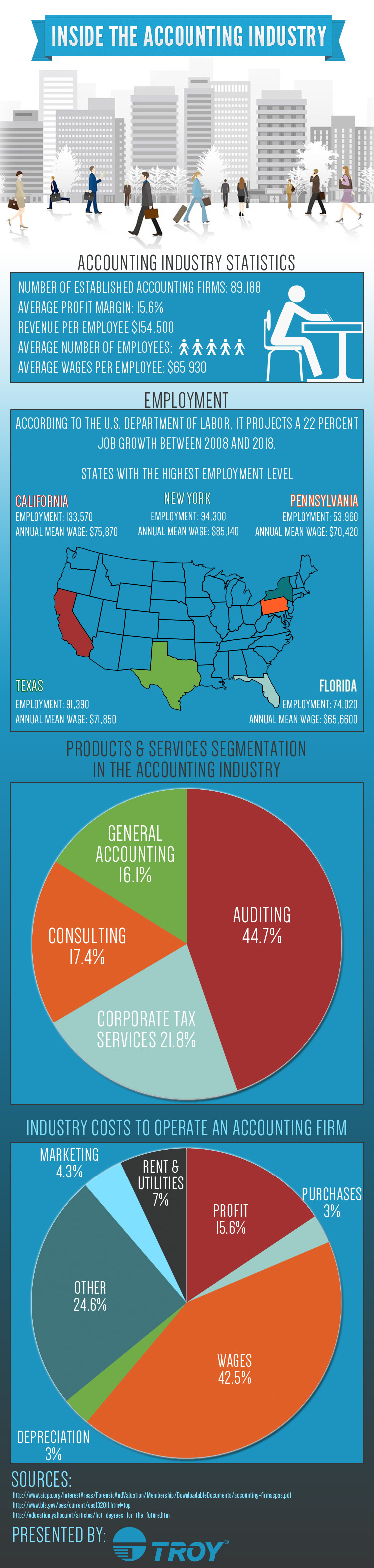 Inside the Accounting Industry