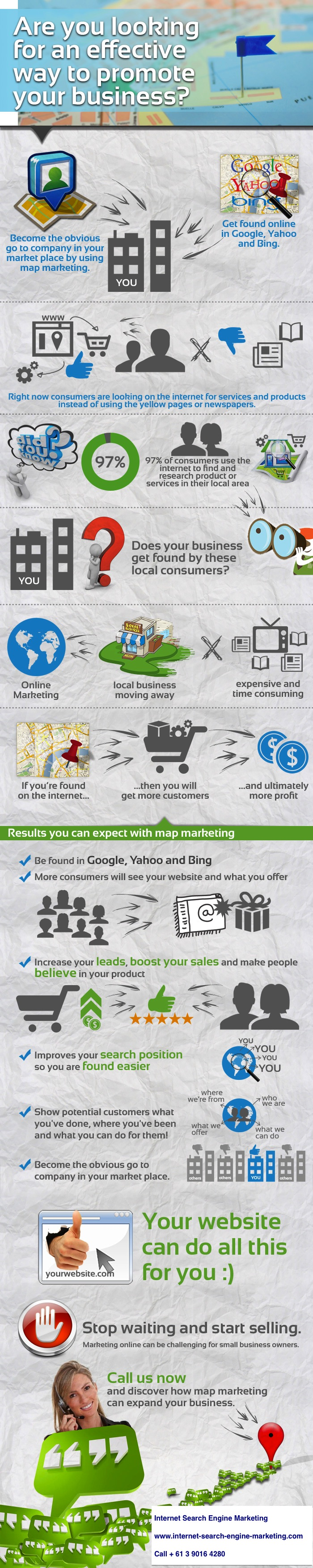 Google Internet Search Engine Marketing