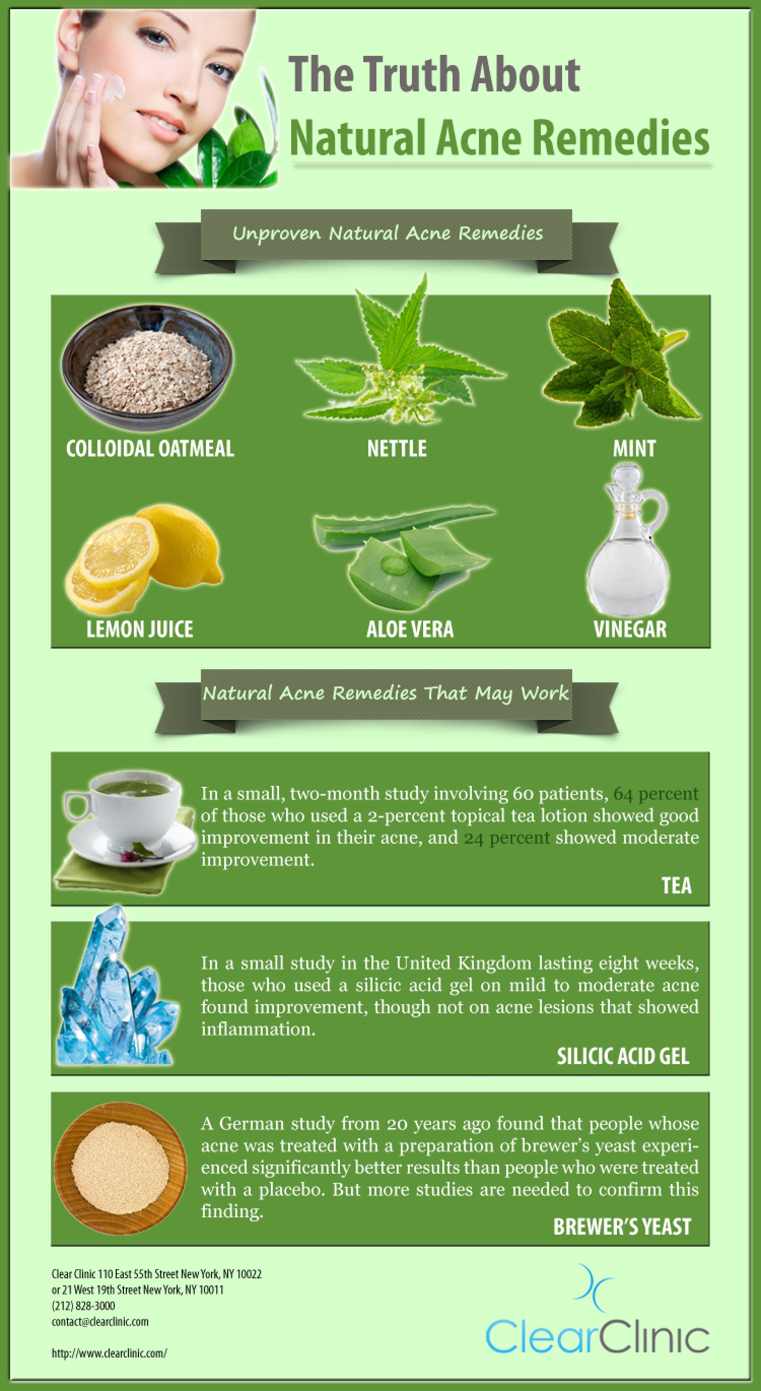 The Truth about Natural Acne Remedies