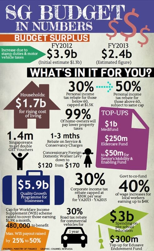 17. SG Budget in Numbers