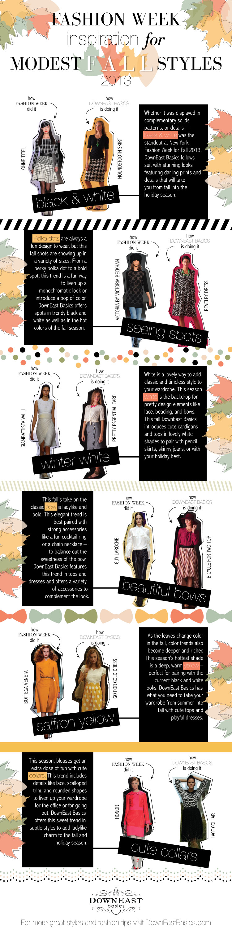 8. Modest Fall Styles From Fashion Week