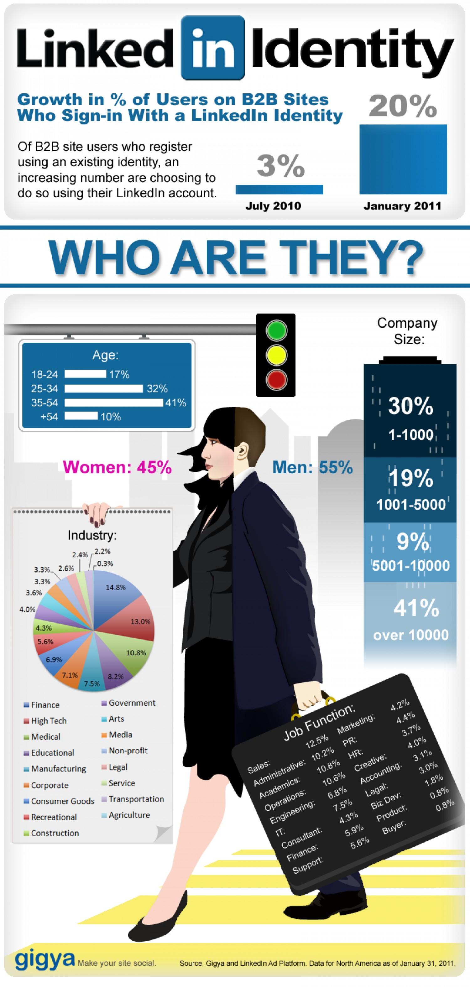 8. The LinkedIn Identity