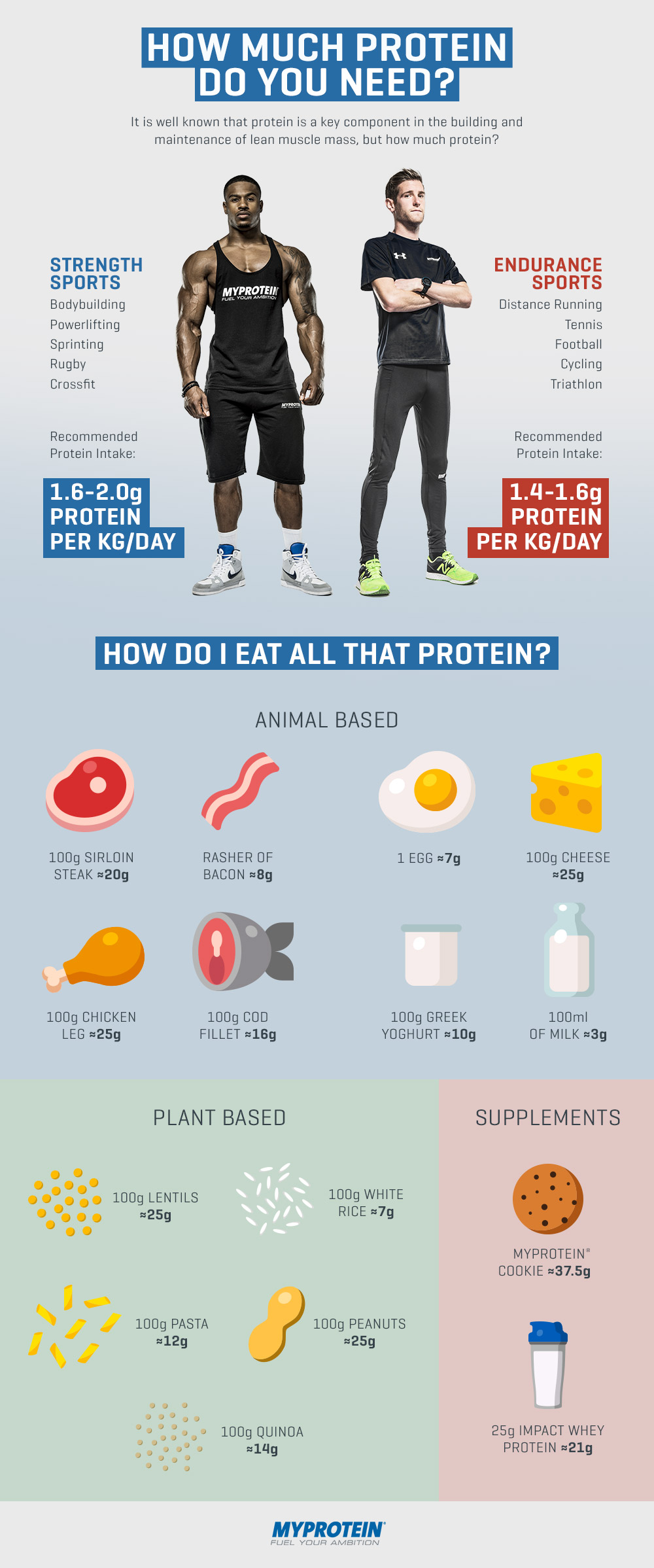 protein builds and maintains muscle, how much do you need