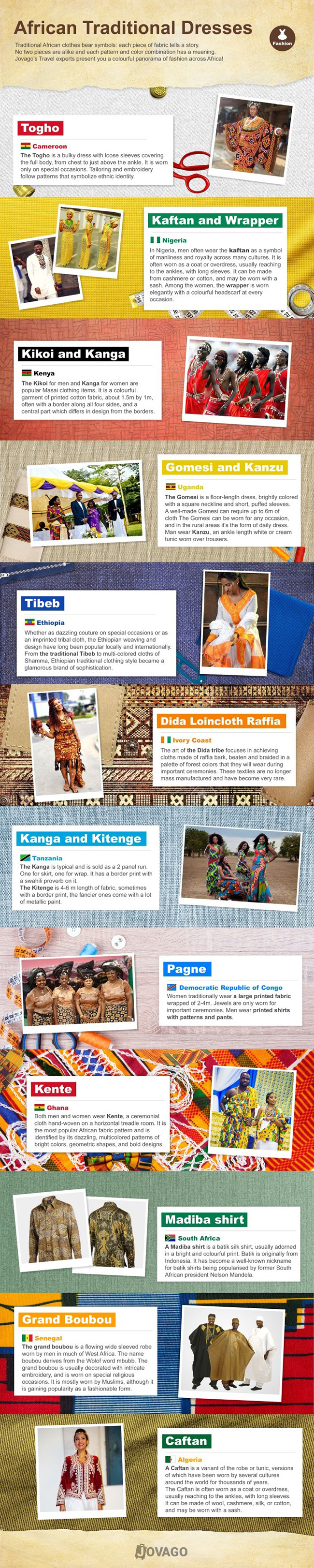 traditional dresses reflect rich cultural heritage