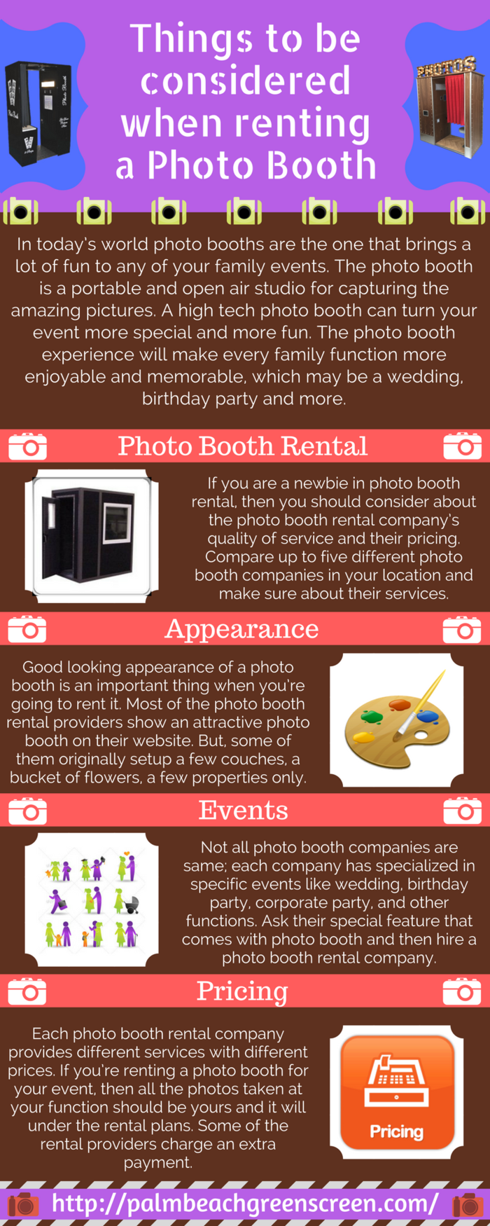 What's And How's of Renting a Photo Booth
