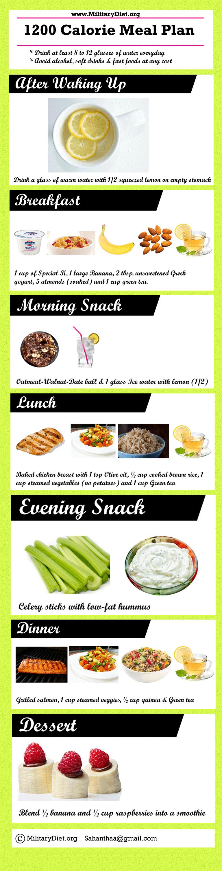 diet plan Infographics