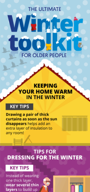 ultimate winter toolkit for older people