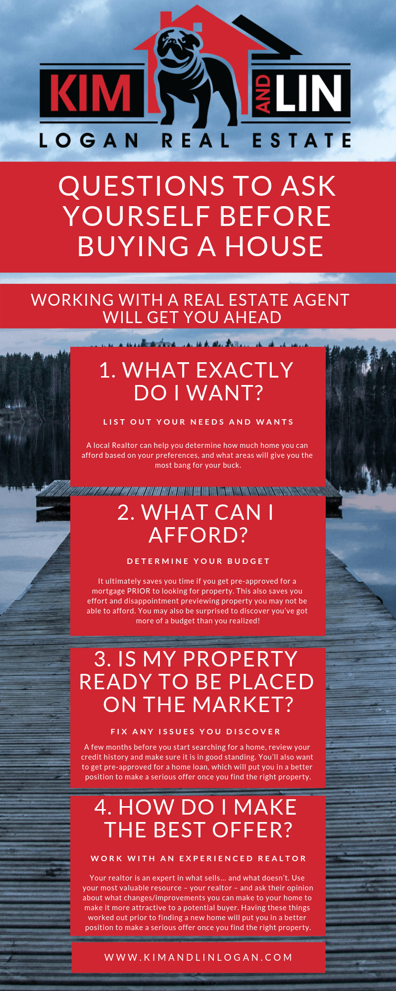 Ask Yourself Before Buying a House