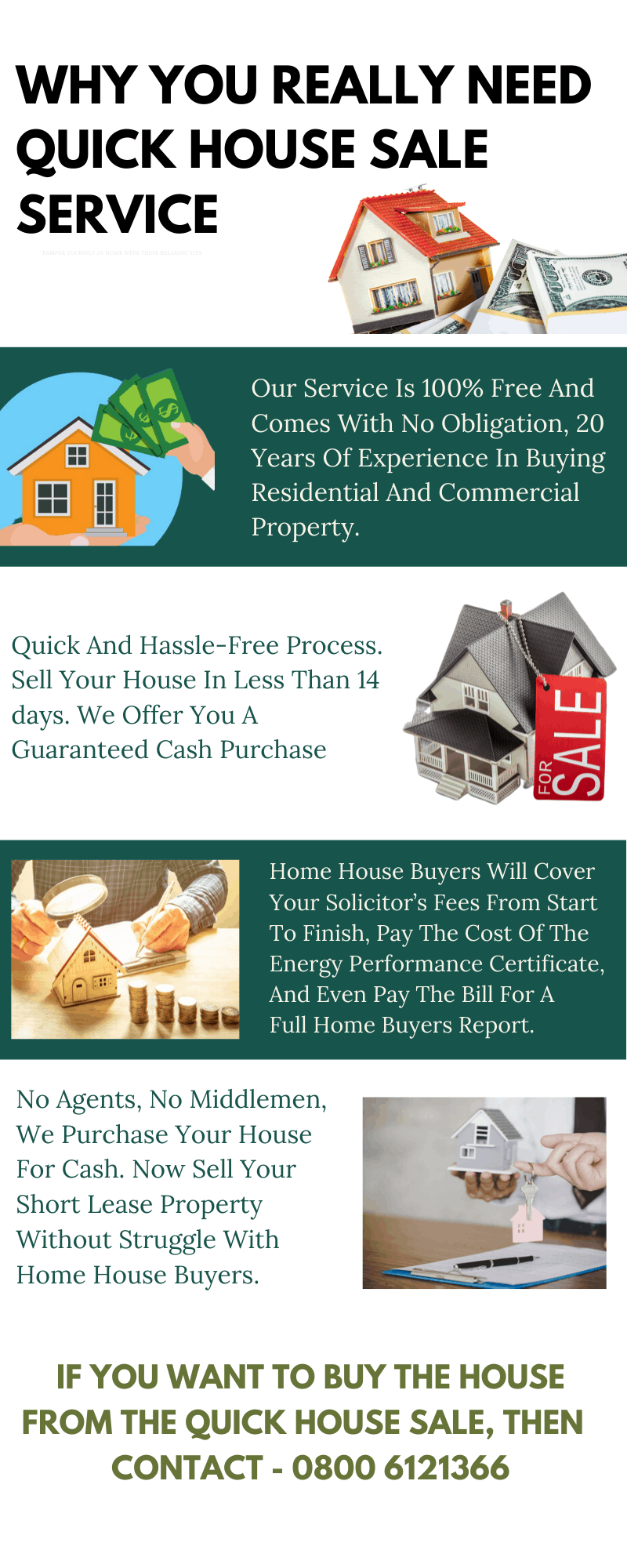 Why You Really Need Quick House Sale Service
