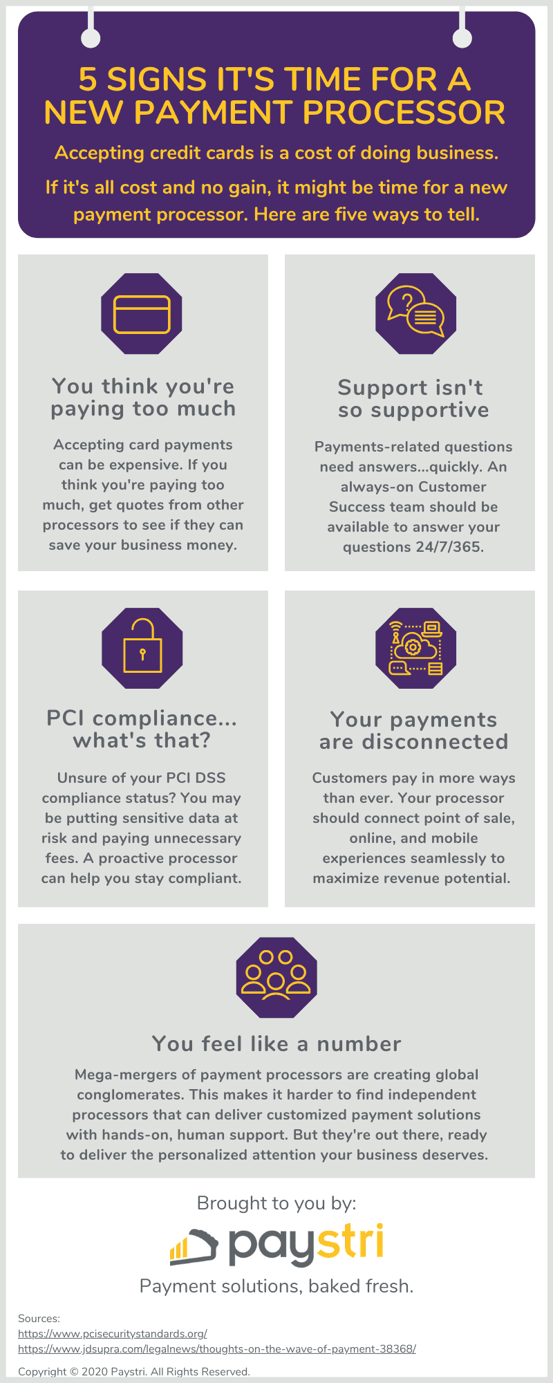 5 Signs It's Time for a New Payment Processor