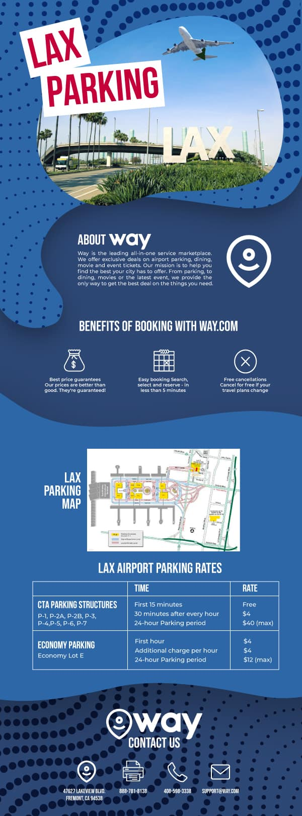 About Parking Near LAX Airport