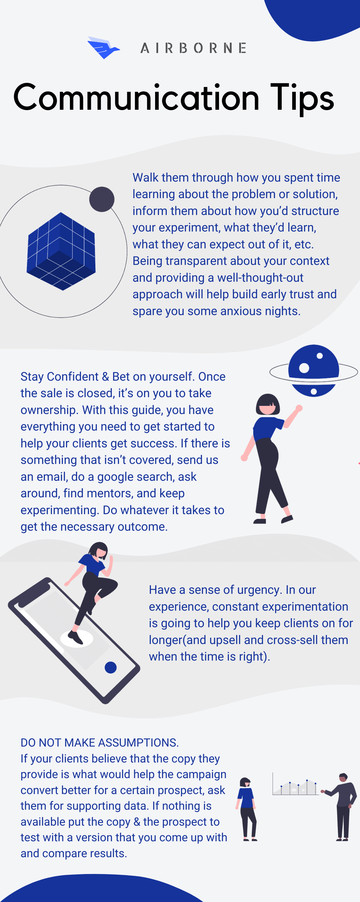 Communication Tips for Discovery Call with Your Clients