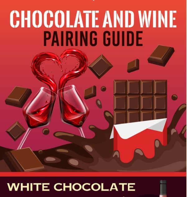 Chocolate And Wine Pairing Guide infographic
